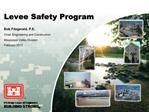 Levee Safety Program