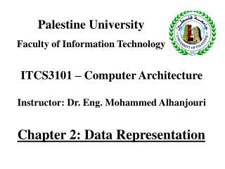 Chapter 2: Data Representation