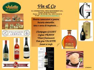 Vin & Co