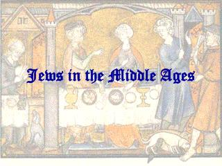 Jews in the Middle Ages