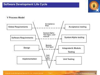 V Process Model
