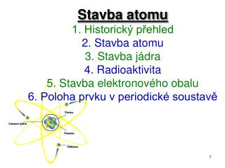 1. Historický přehled