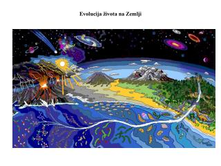 Evolucija života na Zemlji