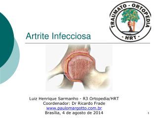 Artrite Infecciosa