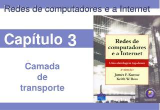 Objetivos do capítulo:   Entender os princípios por trás dos serviços da camada de transporte: