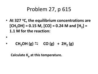 Problem 27, p 615
