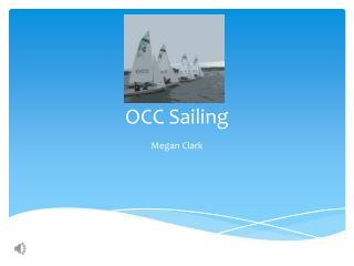 OCC Sailing