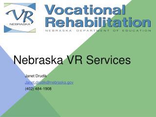 Nebraska VR Services