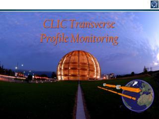CLIC Transverse Profile Monitoring