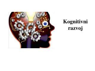 Kognitivni razvoj