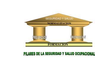 PILARES DE LA SEGURIDAD Y SALUD OCUPACIONAL