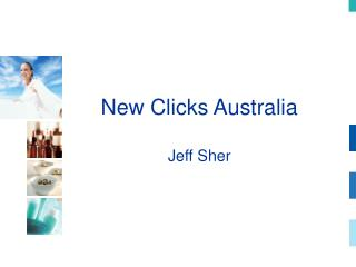 New Clicks Australia Jeff Sher