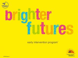 early intervention program`
