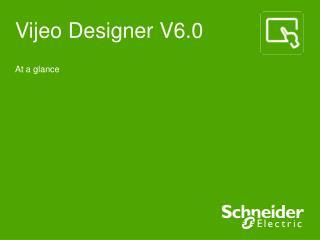 Vijeo Designer V6.0