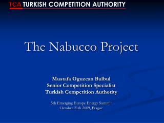 The Nabucco Project