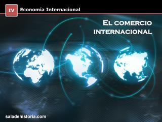 Econom�a Internacional