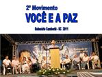 2  Movimento