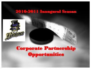 2010-2011 Inaugural Season