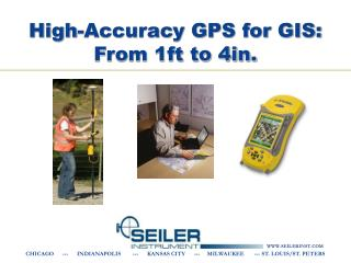High-Accuracy GPS for GIS: From 1ft to 4in.