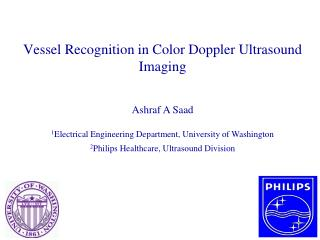 Vessel Recognition in Color Doppler Ultrasound Imaging