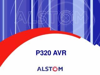 P320 AVR