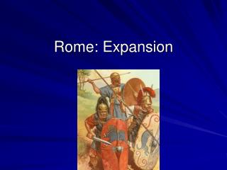 Rome: Expansion