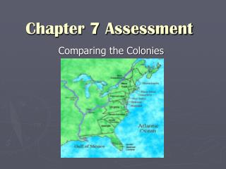 Chapter 7 Assessment