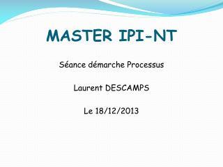 MASTER IPI-NT