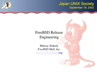 Japan UNIX Society September 18, 2002
