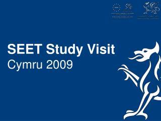 SEET Study Visit Cymru 2009