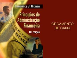 OR�AMENTO DE CAIXA