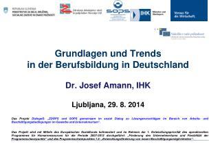 Zahlen und Fakten zur Berufsbildung in Deutschland