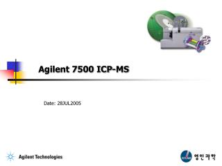 Agilent 7500 ICP-MS