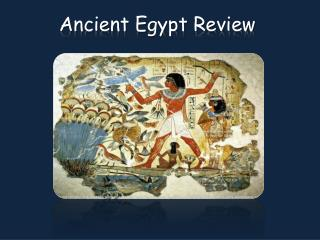Ancient Egypt Review