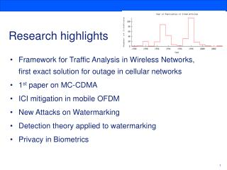 Research highlights Framework for Traffic Analysis in ...
