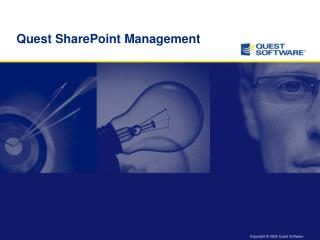 Quest SharePoint Management