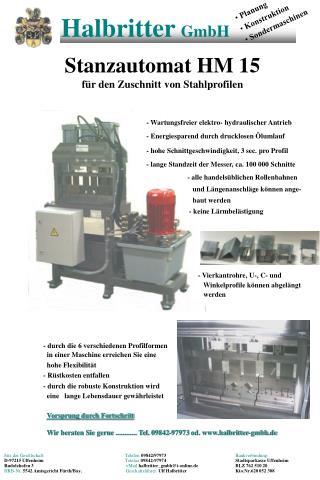 Halbritter GmbH