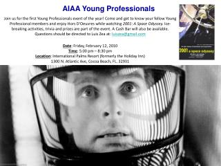 AIAA Young Professionals