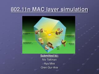 802.11n MAC layer simulation