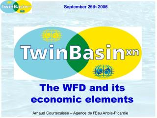 The WFD and its economic elements