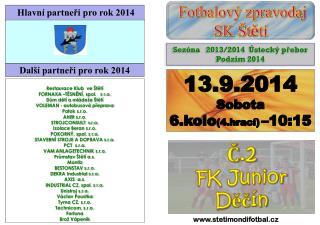 Č.2 FK Junior Děčín