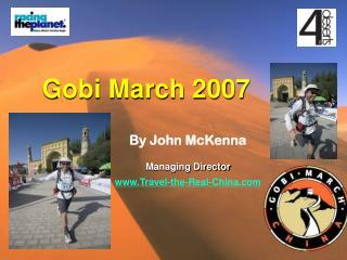 Gobi March 2007