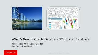 What�s New in Oracle Database 12c Graph Database
