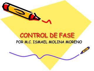 CONTROL DE FASE