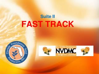 Suite II FAST TRACK