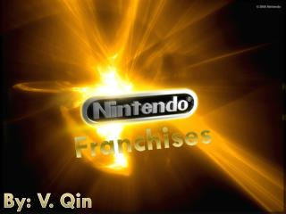 Nintendo Franchises