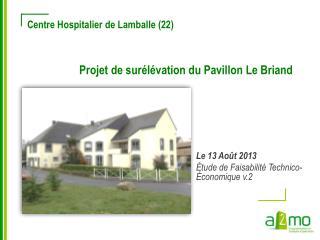 Centre Hospitalier  de Lamballe  ( 22)