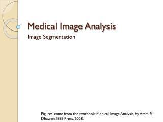 Medical Image Analysis