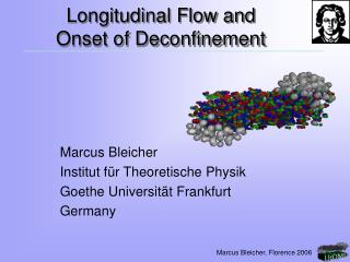 Longitudinal Flow and  Onset of Deconfinement