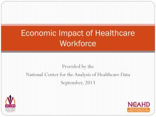 Economic Impact of Healthcare Workforce
